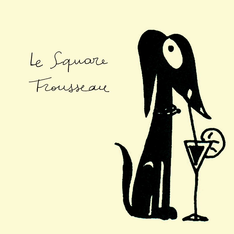 The mascot of the Square Trousseau